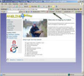 The Angling4aCatch Website, designed by CDS Web Design based in Ross-on-Wye, Herefordshire