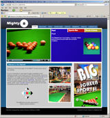 The Mighty8 Website, designed by CDS Web Design based in Ross-on-Wye, Herefordshire