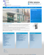 The Madge, Lloyd & Gibson Website, designed by CDS Web Design based in Ross-on-Wye, Herefordshire