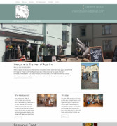 The Man of Ross Inn website, designed, built, hosted and supported by CDS Web Design