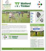 The ARoss 10k Website, designed by CDS Web Design based in Ross-on-Wye, Herefordshire