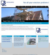The Scaffolding 2000 Website, designed by CDS Web Design based in Ross-on-Wye, Herefordshire